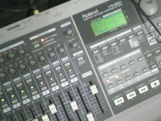 ライブとスタジオとレコーディング
